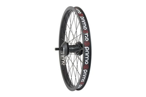 Primo LHD VS Freemix Rear Wheel With Hubguards - Black Hub With Black Rim 9 Tooth